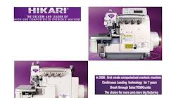 Hướng dẫn chỉnh vắt sổ Hikari H8800D-7C HX6800AK