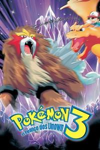 Pokémon 3: O Feitiço dos Unown (2000) Dublado 480p