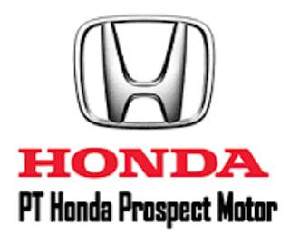 Lowongan Pekerjaan PT Honda Prospect Motor