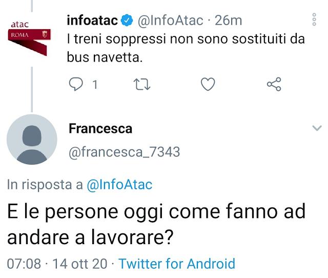 La surreale situazione della Roma-Viterbo