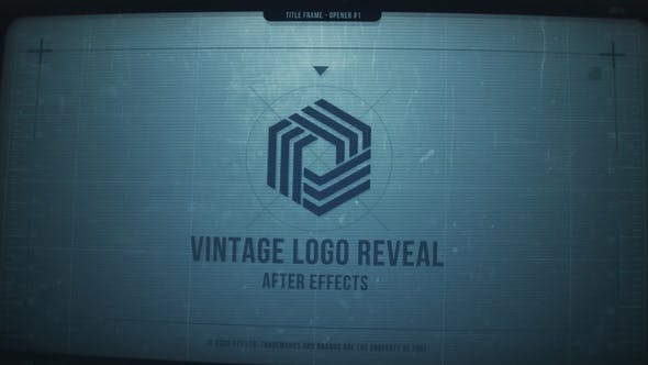 Techno Vintage Logo[Videohive][After Effects][29071163]