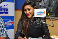 Shravya in skirt and tight top at Vana Villu Movie First Song launch at radio city 91.1 FM ~  Exclusive 94.JPG
