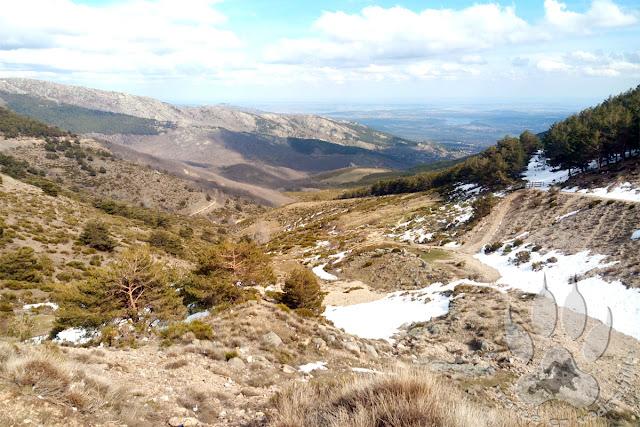 Espagne-Sierra-Guadarrama-puerto-morcuera