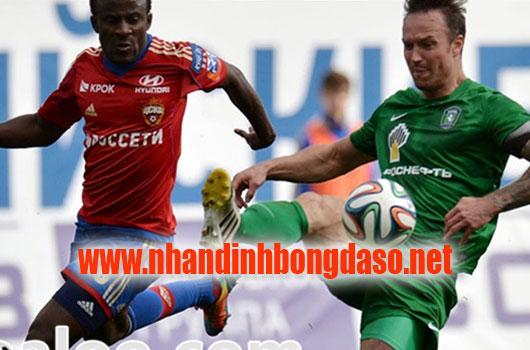 FK Rostov vs Bashinformsvyaz-Dynamo Ufa 0h30 ngày 9/7 www.nhandinhbongdaso.net