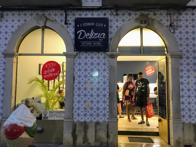 Los helados 'deliziosos' de Tavira
