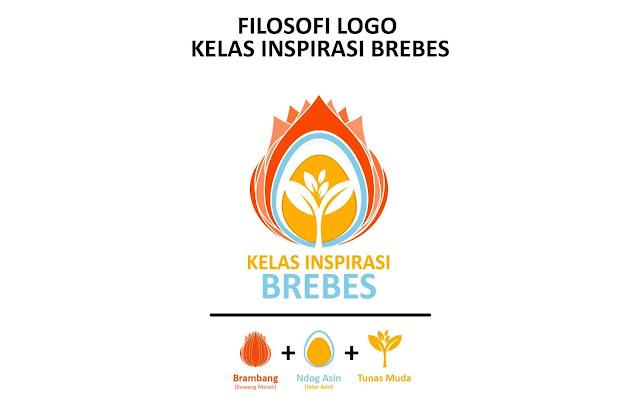 arti logo kelas inspirasi Brebes