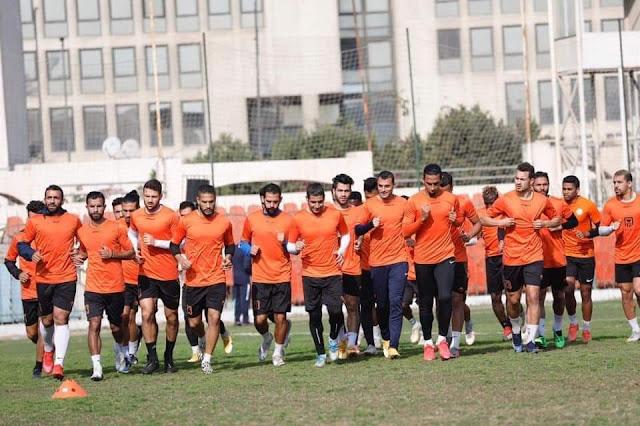 البنك الأهلي يستأنف تدريباته استعداداً لمواجهة نادي مصر المقاصة في الدوري الممتاز