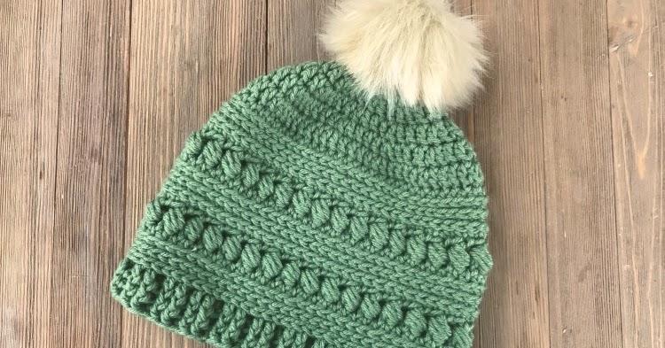 2cd05939f61b7 5 Little Monsters  Bead Stitch Crochet Hat
