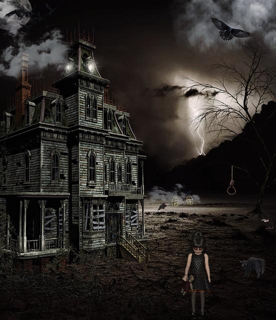 cerita horor hantu rumah angker