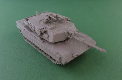 Abrams MBT picture 7