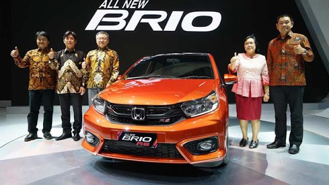 Honda Brio vẫn còn nhiều tiềm năng tại Việt Nam
