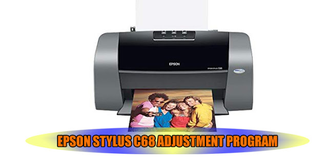 Epson Stylus C68 Printer Adjustment Program