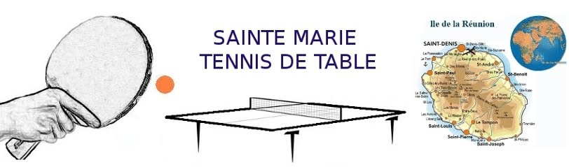 Sainte Marie Tennis de Table