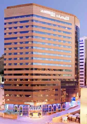 مميزات فندق أبراج لو ميريديان مكة المكرمة :