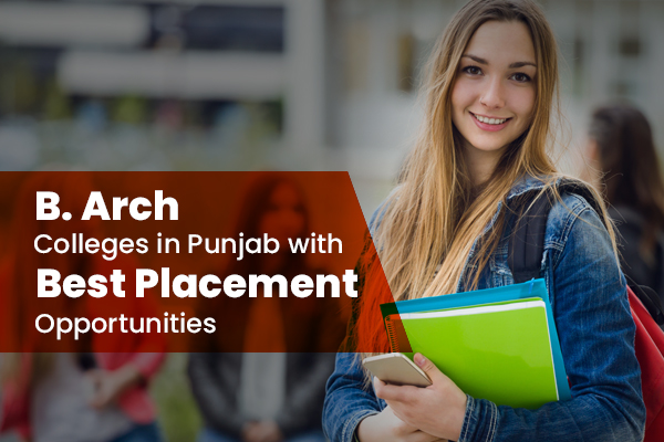 BArch Colleges in Punjab