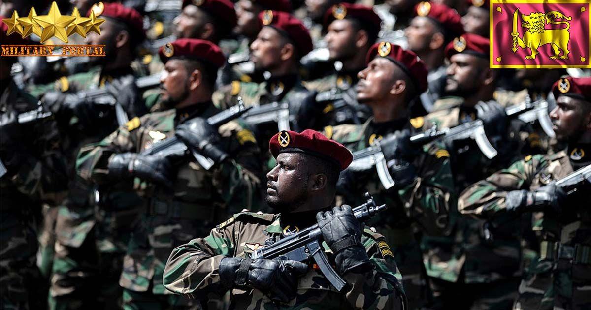 Sri Lanka Army Ranks and Insignia | SL Ceylon Army Ranks Insignia Badges