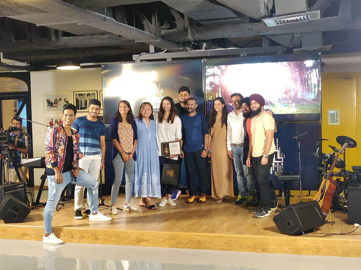 VYRL Cover Star in association with Gaana ends on a high octane