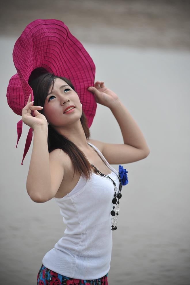Super thin viet girl — photo 14