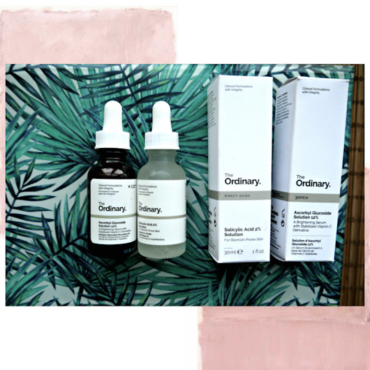 BEAUTY: SKINCARE I'VE TRIED FROM THE ORDINARY | Good Golly Miss Hollie | UK Beauty, Fashion + Lifestyle Blog