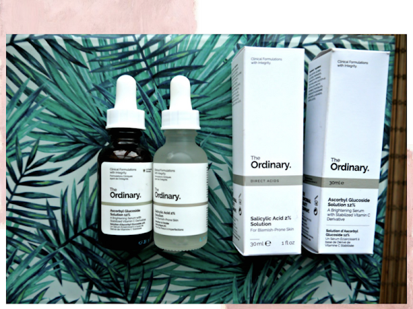 BEAUTY: SKINCARE I'VE TRIED FROM THE ORDINARY