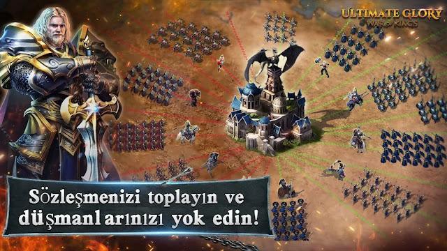 ultimate glory strateji mobil oyun