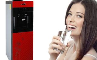 Ưu điểm của sản phẩm Cây nước nóng lạnh FujiE WD1500C giá rẻ có lọc