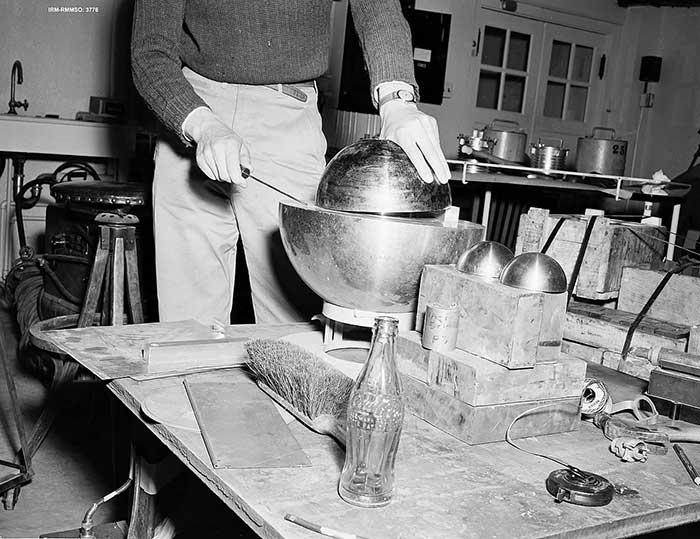 Proyek Manhattan Memakan Korban Tewas