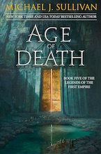 Now Available - Paperback for Age of Death