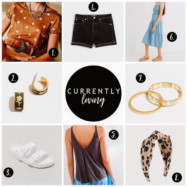 currently loving, nc blogger, summer style, what to wear for summer, madewell, style blogger
