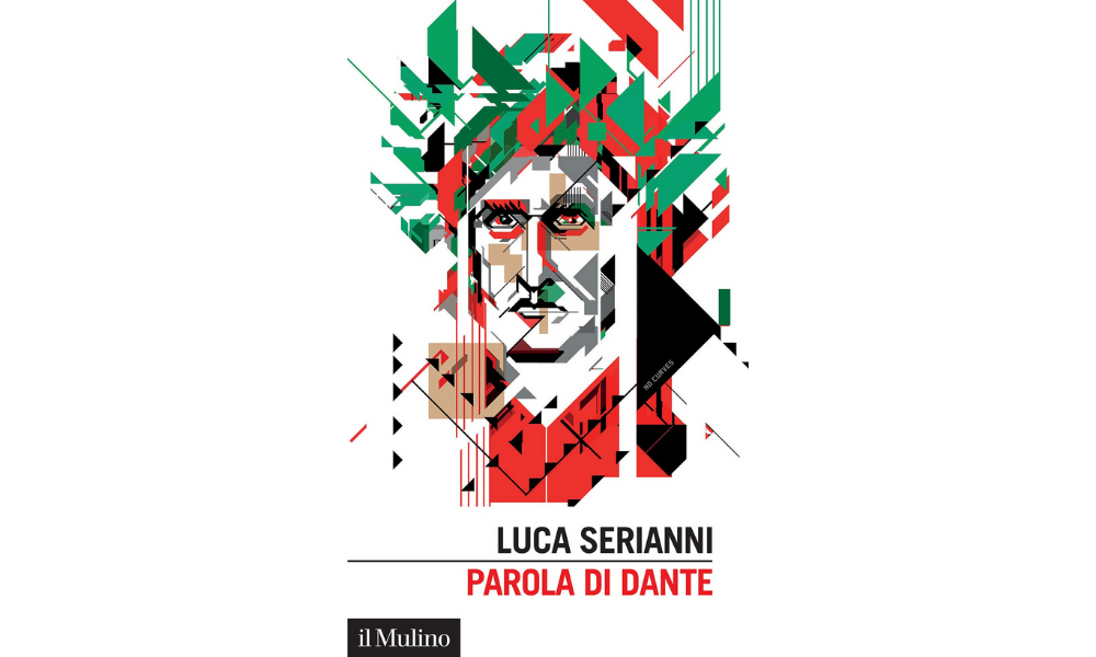 Luca Serianni copertina di Parola di Dante