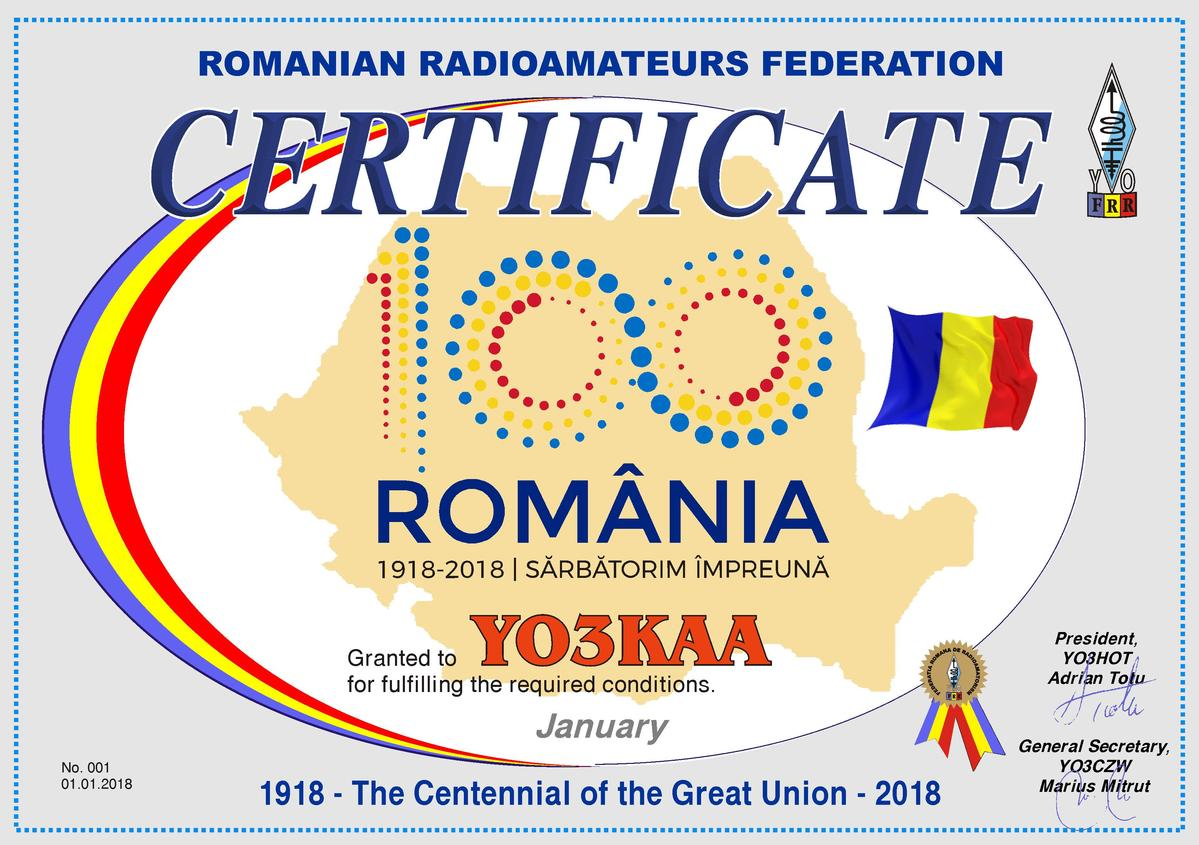 "centenary of the great union"" diploma blog pynl ""1918 2018 centenary of the great union"" diploma"