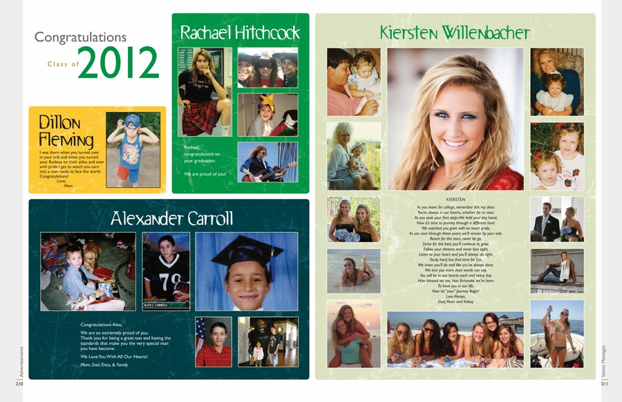 The Alhambran - sample yearbook