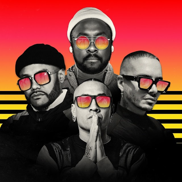 "Ouça ""RITMO (Bad Boys For Life)"", parceria de Black Eyed Peas com J Balvin"