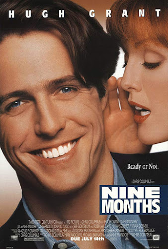 Nine Months (BRRip 1080p Dual Latino / Ingles) (1995)