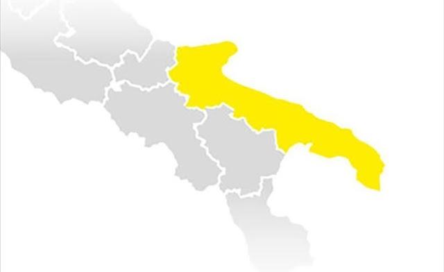 Covid: domani si attende nuovo provvedimento del CTS per il passaggio da zona arancione a gialla, la Puglia attende il Ministero