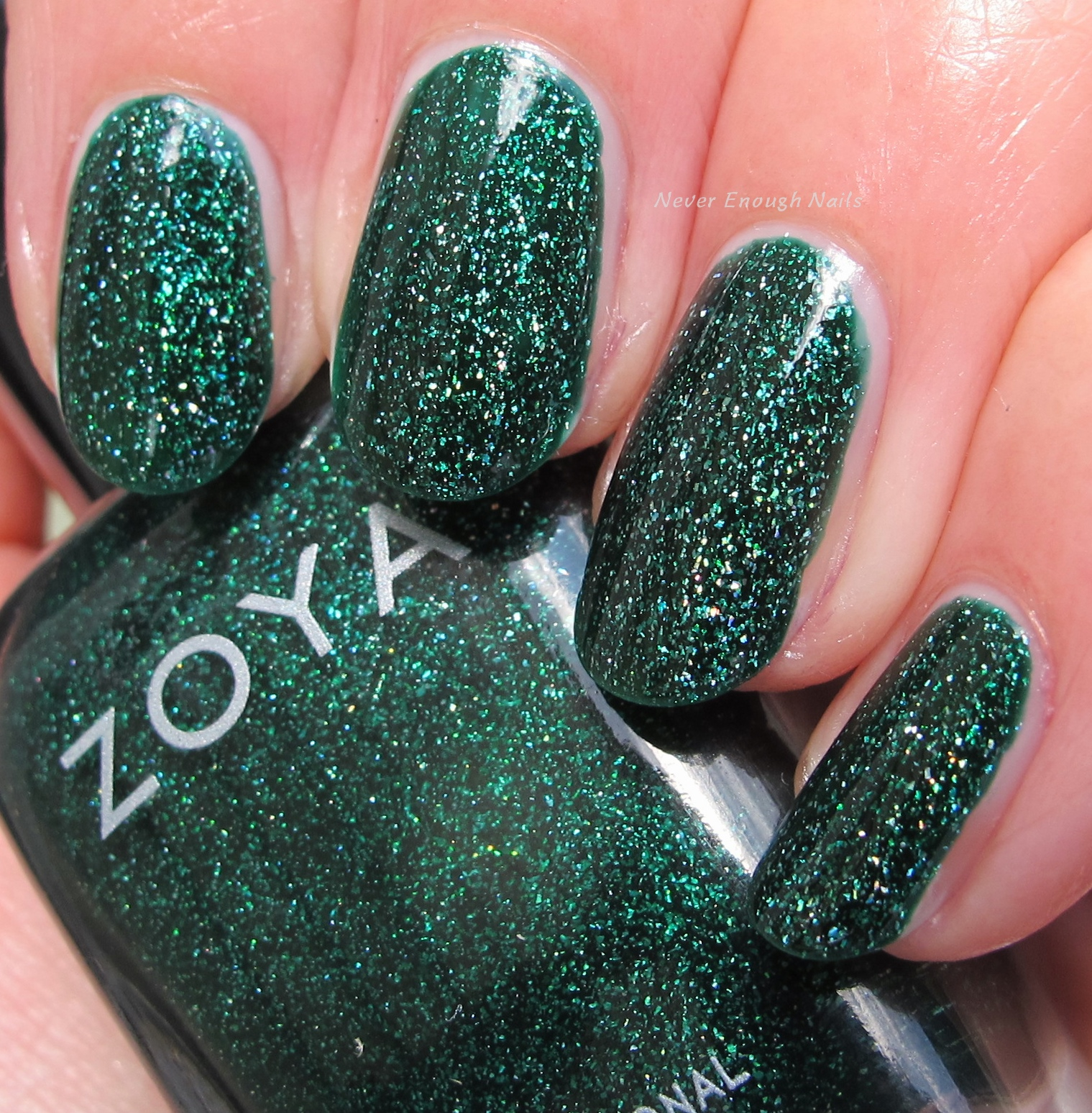 Never Enough Nails: Zoya Urban Grunge Metallics & Holos Fall/Winter ...