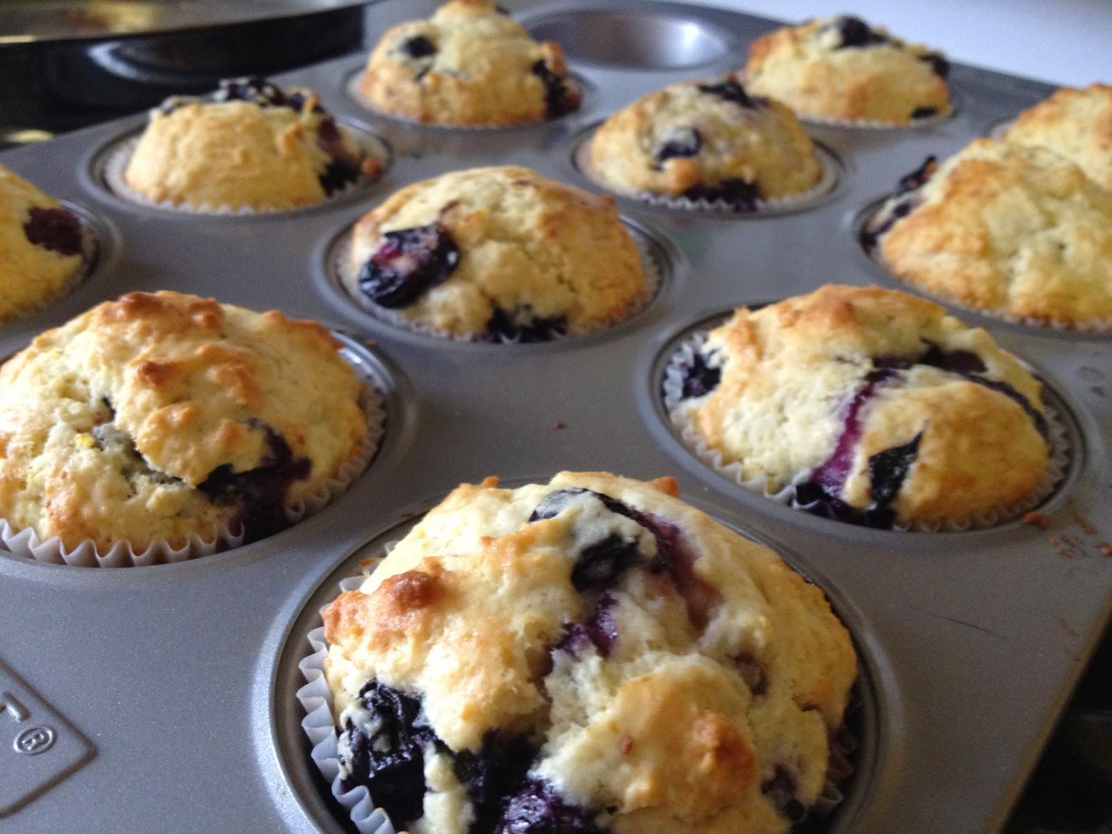 fresh blueberry cupcake resepiu Resepi Kek Aiskrim dan Sedap Enak dan Mudah