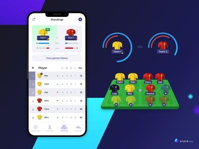 تطبيق بث مباشر للمباريات