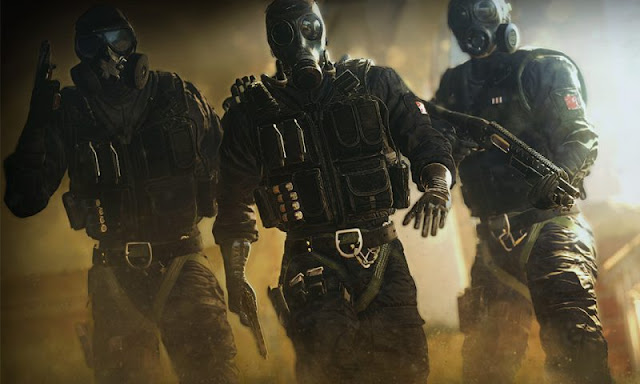 """Raibow Six Siege """"recruta"""" as forças de operações especiais do Brasil. Elas fazem parte dos conteúdos de seu último DLC, Operation Skull Rain."""