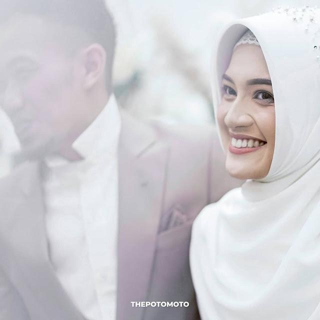 Biodata Jihan Salsabila, Istri Ustadz Syam - Menikah Muda