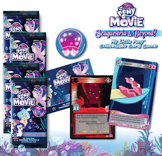 My Little Pony Seaquestria and Beyond MLP CCG Card Set by Enterplay