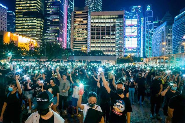 جوجل: الصين استخدمت يوتيوب للتدخل في احتجاجات هونغ كونغ