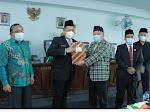 Bupati Dairi Respon Terkait Pemberhentian 12 THL RSUD Sidikalang.