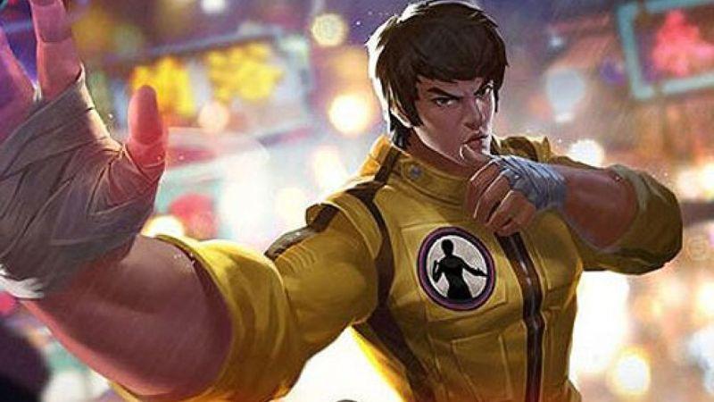 9100 Gambar Hero Mobile Legend Chou Terbaik