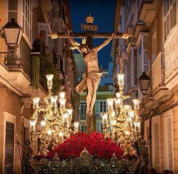 Vera Cruz de Cádiz hace publico su horario e Itinerario para la Semana Santa 2020