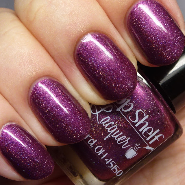 Top Shelf Lacquer Raspberry Lager