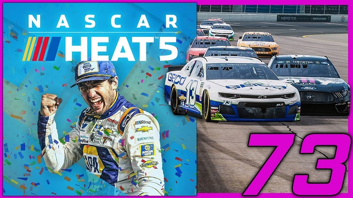 NASCAR Heat 5 Career Mode