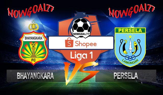 Prediksi Bhayangkara VS Persela 26 Juni 2019
