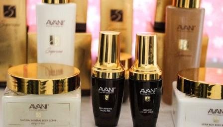 avani skin care products