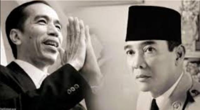 Bung Karno-Jokowi